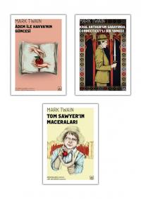 Mark Twain 3 Kitap Takım