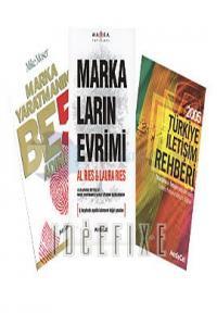 Marka Seti (Marka Yaratmanın 5 Adımı+Markaların Evrimi+Türkiye İletişim Reh.)