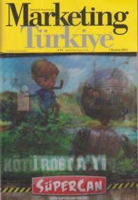 Marketing Türkiye Dergisi Sayı: 221