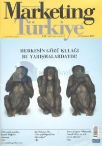 Marketing Türkiye Dergisi Sayı: 224