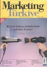 Marketing Türkiye Dergisi Sayı: 225