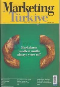 Marketing Türkiye Dergisi Sayı: 235