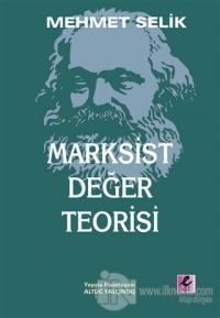 Marksist Değer Teorisi
