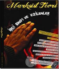 Marksist Teori Dergisi Sayı: 2