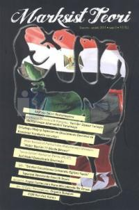 Marksist Teori Dergisi Sayı: 3