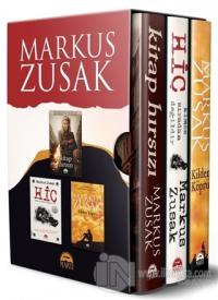 Markus Zusak Seti (3 Kitap Kutulu) Markus Zusak
