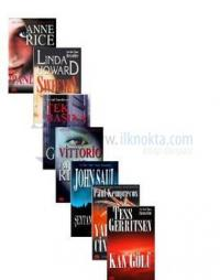 Martı Kitabevi Macera - Korku Roman Seti 7 Kitap