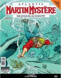 Martin Mystere İmkansızlar Dedektifi Sayı: 123