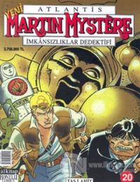 Martin Mystere İmkansızlar Dedektifi Sayı: 20 Taş Lahit