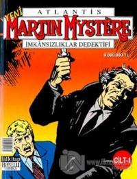 Martin Mystere İmkansızlıklar Dedektifi Cilt 1 Karındeşen Jack'in Dönüşü Boris Grigov'un Esrarı Yaşam Taşı