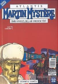 Martin Mystere İmkansızlıklar Dedektifi Sayı: 32 Özel Seri  Cennete Dönüş