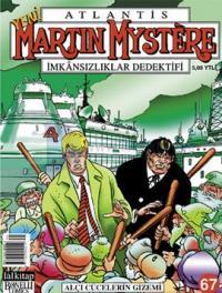 Martin Mystere Sayı - 67