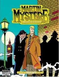 Martin Mystere Klasik Maceralar Cilt: 33