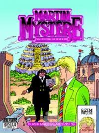 Martin Mystere Klasik Maceralar Dizisi 39