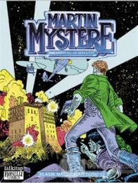 Martin Mystere Klasik Maceralar Dizisi Sayı: 12