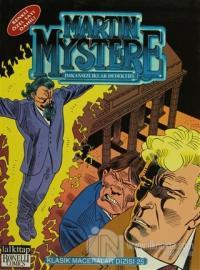 Martin Mystere Klasik Maceralar Dizisi Sayı: 25