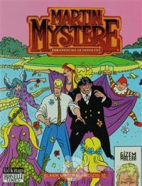 Martin Mystere Klasik Maceralar Dizisi Sayı: 35