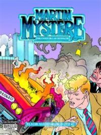 Martin Mystere Klasik Maceralar Dizisi Sayı: 42