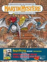 Martin Mystere Özel Sayı : 2 Genç Martin'in Maceraları / Genç Martin'in Acıları