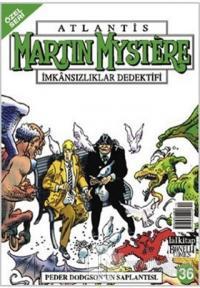 Martin Mystere Özel Seri Sayı: 36 Peder Dodgson'un Saplantısı