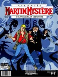 Martin Mystere Sayı: 148 Göz Ucuyla