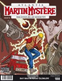 Martin Mystere Sayı 188 - Bay Max'in Tuhaf Ölümleri