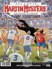 Martin Mystere sayı 196