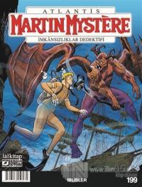 Martin Mystere Sayı: 199 - İblisler
