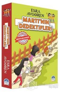 Martı'nın Dedektifleri Seti (5 Kitap Takım)