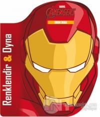 Marvel Avengers Iron Man: Renklendir ve Oyna