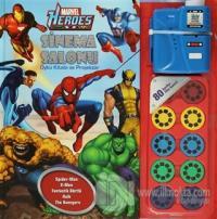 Marvel Heroes Sinema Salonu (Ciltli)