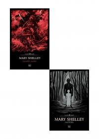 Mary Shelley 2 Kitap Takım