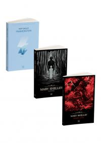 Mary Shelley 3 Kitap Takım