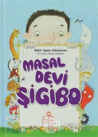 Masal Devi Şigibo (Ciltli)