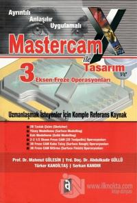 Mastercam İle Tasarım - 3 Eksek Freze Operasyonları Mahmut Gülesin