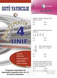 Matematik 4. Sınıf Genel Değerlendirme Testleri