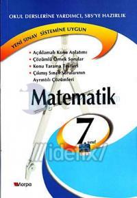 7.Sınıf Kitapları Matematik 7