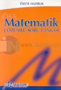Matematik Çözümlü Soru Bankası ÖSS'ye Hazırlık