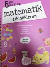Matematik Etkinliklerim - 6 Yaş