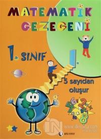 Matematik Gezegeni 1. Sınıf 5 Kitap Takım