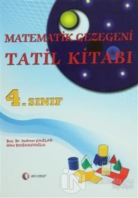 Matematik Gezegeni Tatil Kitabı 4. Sınıf