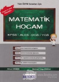 Matematik Hocam KPSS - ALES - DGS - YGS