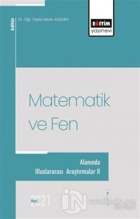 Matematik ve Fen Alanında Uluslararası Araştırmalar 2