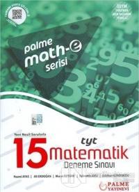 Math-e Serisi TYT Matematik Yeni Nesil Sorularla 15 Deneme Sınavı