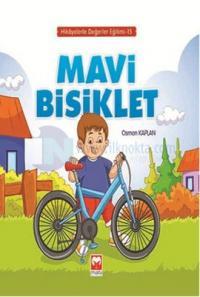 Mavi Bisiklet - Hikayelerle Değerler Eğitimi 15
