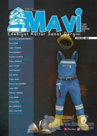 Mavi Edebiyat Kültür Sanat Dergisi Sayı: 7 Mayıs - Haziran