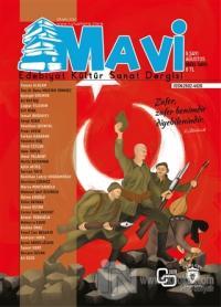 Mavi Edebiyat Kültür Sanat Dergisi Sayı: 9 Ağustos 2019