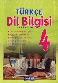 Mavi Göl Türkçe Dil Bilgisi 4
