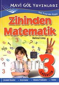 Mavi Göl Zihinden Matematik İlköğretim 3