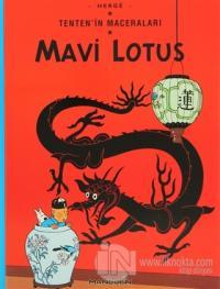 Mavi Lotus Tenten'in Maceraları 4